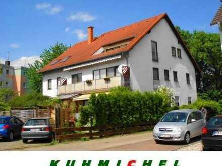 ++++Helle großzügige Komfort-Dachwohnung mit Süd-Loggia++++