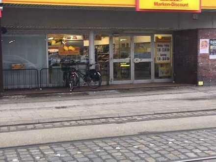 Einzelhandelsfläche in Toplage - Vor dem Steintor an der Schauburg