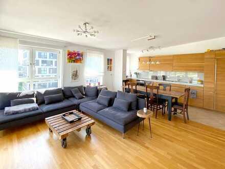 Helle 4 Zimmer Wohnung in begehrter Lage direkt am grünen Arnulfpark im Herzen Münchens