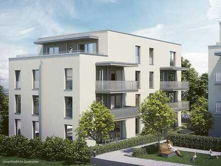 Ca. 45m² Dachterrasse! Freundliche 3-Zi.-Dachgeschosswohnung in Neuhausen auf den Fildern