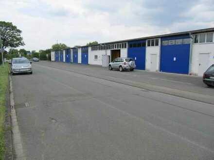 Werkhalle ( 2 Einheiten) für Lager, Logistik oder Produktion