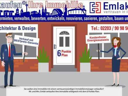 ***Tolle Kapitalanlage in Köln***renovierte 2-Zimmer-Wohnung mit Balkon***neuwertiges Badezimmer***