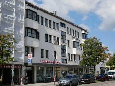 attraktive Praxisräume im Zentrum von Neusäß - Neuausbau nach Mieterwunsch -