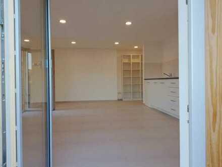 Erstbezug; Exklusive, helle Wohnung (150 m²) mit Balkon nahe Passau zu vermieten