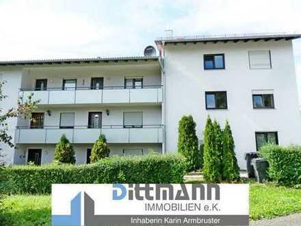 Schöne 3-Zimmer-Wohnung mit Loggia in einer gepflegten Wohnanlage in Ebingen