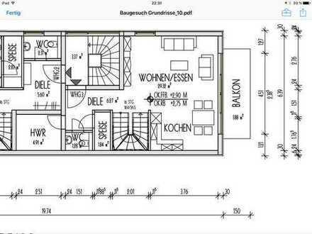 Neuwertige 3-Zimmer-Maisonette-Wohnung mit Balkon in Haßloch