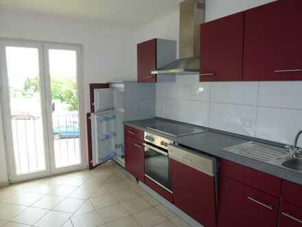 **Top 3-Zimmer - Wohnung im Obergeschoss eines 4-Familienhauses mit EBK - ab 01.04.2021**