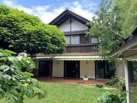 Einfamilienhaus mit traumhaftem Garten in beliebter Lage von Egelsbach!
