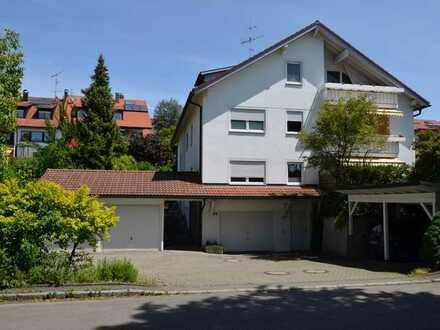 Ansprechende 3-Zimmer-Wohnung mit Balkon in Lindau-Oberreitnau