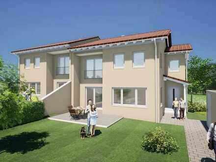 Neubau Doppelhaushälfte im zentralen Lautertal