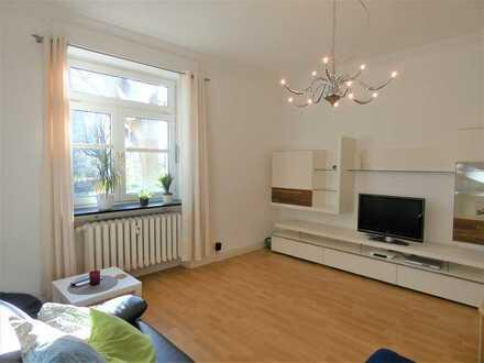 Aufgepasst! Große 3-Zimmer-Wohnung mit Loggia in guter Lage von Bruchsal