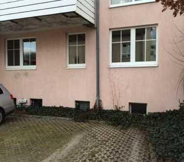 1-Raum-Wohnung im EG