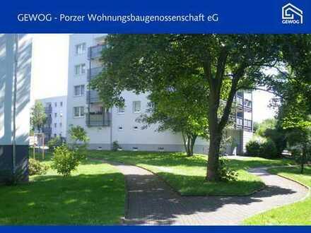 Schicke modernisierte Wohnung in ruhiger und zentraler Lage mit Hauswart vor Ort