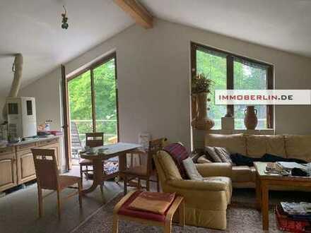 IMMOBERLIN: Komfortables Einfamilienhaus mit großem Südgarten