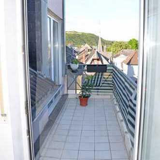 Helle 4-Zimmer-Wohnung mit Balkon in Andernach Zentrum