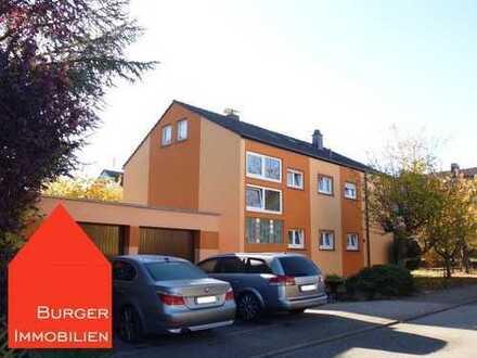 Mehrfamilienhaus mit Doppelgarage und Garten in ruhiger, naturnaher Wohnlage von Maulbronn