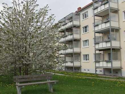 Wohnen im Grünen 2-Raum-Wohnung