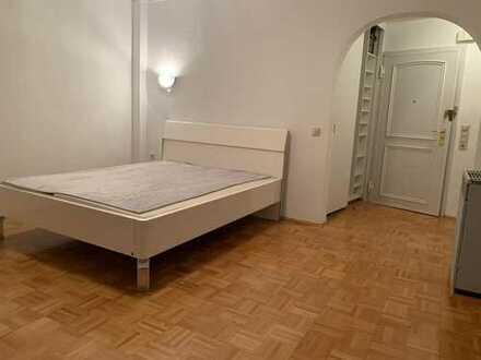 Möbelierte 1-Zimmer-Wohnung im Zentrum von Essen