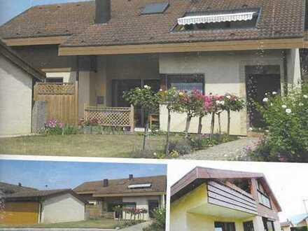 Schöne 3,5 Zimmerwohnung in einem gepflegten Zweifamilienhaus zu vermieten in Weilheim an der Teck