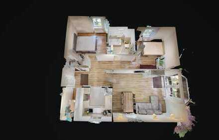 Attraktive und exklusive 3-Zimmerwohnung in 500m vom Zentrum von Bad Saarow