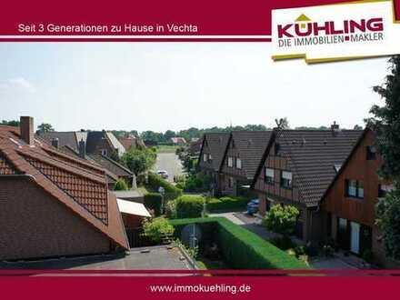 Vermietete Obergeschosswohnung in Vechta - Hagen