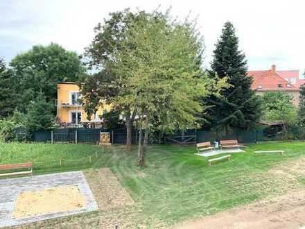 Erstbezug!!! 4-Zimmerwohnung mit zwei Balkonen zum Innenhof
