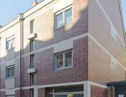Schöne 3 ZKB-Wohnung in gepflegtem 4-Familienhaus!