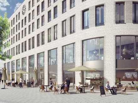 Für Metropolitans! 2-Zimmer-Wohnung mit idealem Grundriss und Balkon im Herzen der Stadt