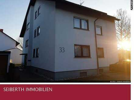 Eigenbedarf oder Kapitalanlage: Freundliche 2 ZKB mit Balkon und Stellplatz in Walldorf