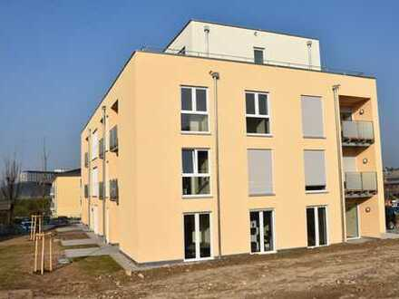 2-Zimmer-Penthouse-Neubauwohnung