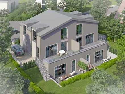 +Neubau von 4 Doppelhaushälften im schönen Ober-Olm+