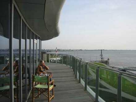 Großzügige 3-Zimmer-Loft-Wohnung mit Dachterrasse in Bremerhaven