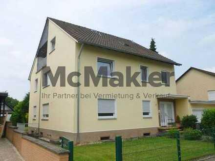 Vermieten nahe Bonn: Sehr gepflegtes, teil vermietetes MFH mit 3 Whg. und schönem Grundstück!