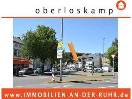 Wohn-/Geschäftshaus vis a vis von Edeka, neben Aldi und Lidl mit wunderbarem Grd. in Essen Kettwig