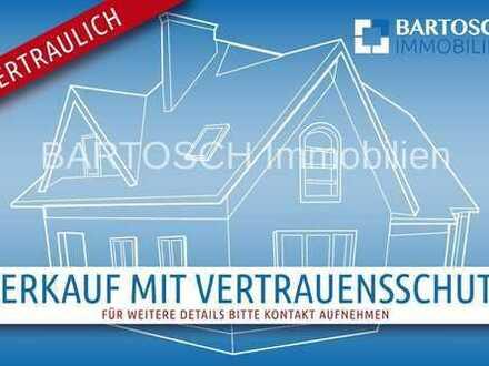 VERTRAULICH - FORCHHEIM - Wohnhaus mit Gewerbehalle und 2500 m² Grund