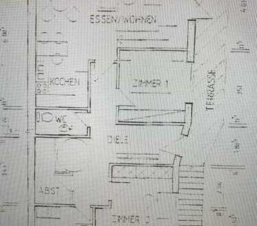 Günstige 5-Zimmer-Wohnung mit Balkon in Warburg Dössel