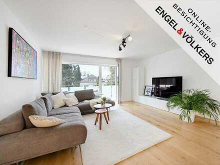 Sonnige Wohnung in Bestlage Solln