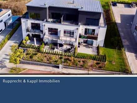 Attraktive 3-Zimmer-Neubauwohnung mit Balkon und Fußbodenheizung in Weiden Ost