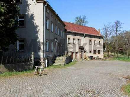 Grundstück mit Altbestand im idyllischen Radeburg!