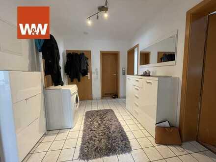 3-Zimmer-Wohnung, ruhig und doch zentral