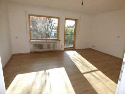 3-Zimmer-Erdgeschoss-Wohnung mit Garten in Markt Rettenbach!!!