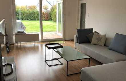 Sanierte 5-Zimmer-Wohnung mit Einbauküche und Garten in Münster