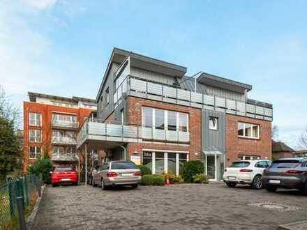 Kapitalanleger aufgepasst: Kauf auf Nießbrauchbasis, 3-Zi.-Penthouse-Wohnung in Hamburg - Rissen
