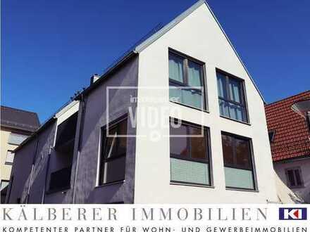 Moderne und individuelle Wohnung im Zentrum von Gerlingen