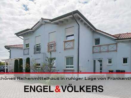 Schönes Reihenmittelhaus in ruhiger Lage von Frankenthal