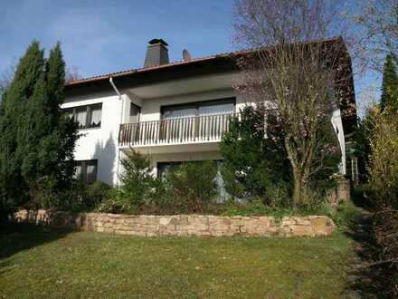 ***Viel Platz bietet dieses schöne Wohnhaus mit Weitblick in Brombachtal-Herrenwäldchen***