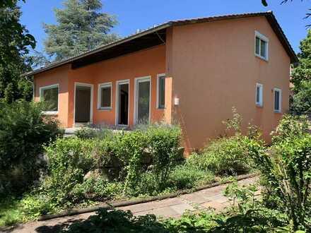 Einfamilienhaus in Tübingen - Wohnen in idyllischer Bestlage mit Traumpotenzial