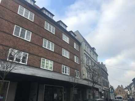 4,5 Zimmer-Wohnung in der Norderstraße 139 in Flensburg zum 01.02.2019 (4er WG-geeignet)