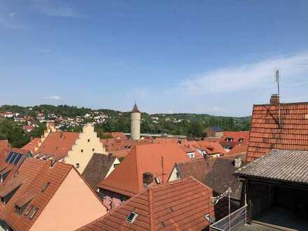 Würzburg Nah:Ochsenfurt Zentrum Excl 4+5 +3ZKü Dachterrasse Miet-Wohnung