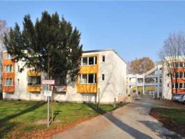 Bild_Betreutes Wohnen - 2-Zimmer-EG-Wohnung mit Balkon und Einbauküche in Berlin-Wittenau